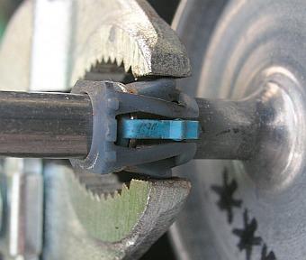 Der Ersatz der Motoren vom Benzin auf den Dieselmotor